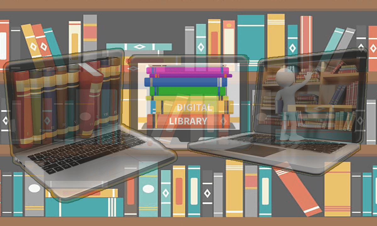 Digital Library | Advantages & Disadvantages of Digital Library | Components of Digital Library