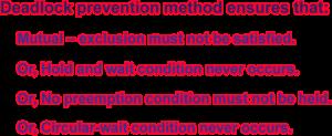 Methods of Deadlock Prevention 300x123 - Basic Concept of System Model of Deadlocks | Methods of Deadlock Prevention