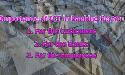 Importance of ICT in Banking Sector