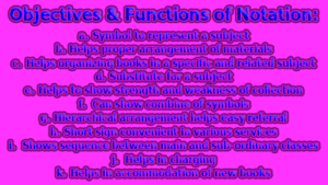 Objectives Functions of Notation 300x169 - Objectives & Functions of Notation | Qualities of Notation