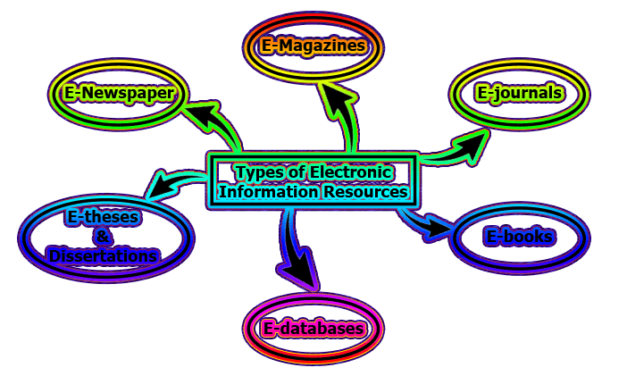 Types of Electronic Information Resources