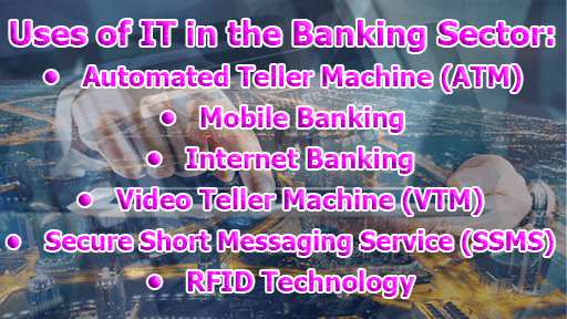 Uses of IT in the Banking Sector